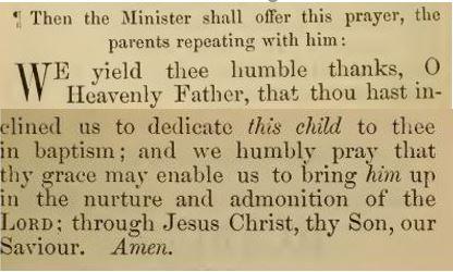 Infant Baptism 2
