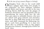 1662 common plague