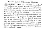 1789 Great Sickness